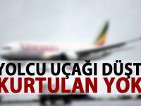 Yolcu Uçağı Düştü 157 Kişi Öldü