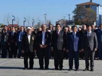 Alaçam'da Çanakkale Şehitleri Programı