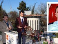 BAŞKAN KILIÇ ŞEHİT POLİS RAMAZAN ARSLAN'I UNUTMADI