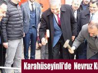 Karahüseyinli'de  Nevruz Kutlaması
