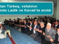Alparslan Türkeş, vefatının 22. yılında Samsun'da anıldı