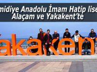 Hamidiye Anadolu İmam Hatip lisesi Alaçam ve Yakakent'te