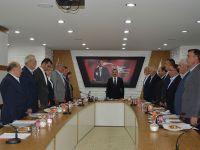 Havza'da İlk meclis Toplantısı