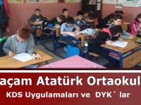 Alaçam Atatürk Ortaokulu KDS Uygulamaları ve  DYK´ lar