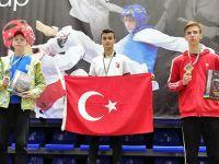 Kavaklı Sporcudan Madalya