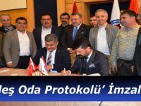 'Kardeş Oda Protokolü' İmzalandı