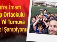 Bafra İmam Hatip Ortaokulu 100. Yıl Turnuva Futbol Şampiyonu