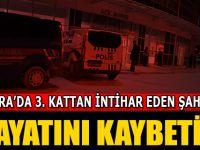 Bafra'da 3. Kattan Atlayarak İntihar eden Şahıs Hayatını Kaybetti
