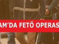 Alaçam'da Fetö Operasyonu