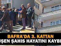 Bafra'da 3. Kattan Düştün Hayatını kaybetti