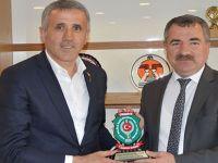 Türkiye Harp Malulü Gaziler, Şehit, Dul ve Yetimleri Derneği Ziyareti