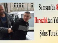 8 Ayrı Hırsızlıktan Yakalanan Şahıs Tutuklandı