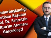 Prof. Dr. Fahrettin Altun, Kırgızistan-Türkiye Manas Üniversitesi Mütevelli Heyet Başkanlığına atandı