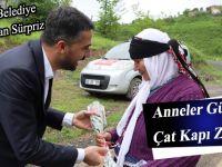 Ayvacık Belediye Başkanından Çat Kapı Ziyaretler