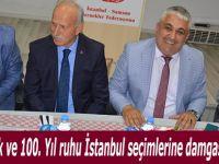 """""""Samsunluluk ve 100. Yıl ruhu İstanbul seçimlerine damgasını vuracak."""""""