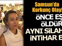 Samsun'da Korkunç Olay! 2 Ölü