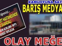 Kamuoyuna saygıyla Barış Medya Grup
