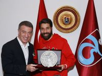 Trabzonspor'da Olcay Şahan ve Ibanez'e veda