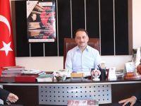 Ayvacık Belediye Başkanından Kültür Müdürüne Ziyaret