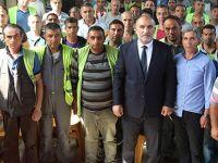 Canik Belediye'sinden Çalışanlarına Bayram Müjdesi