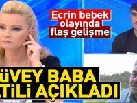 Samsun'da Ecrin Kurnaz'ın Katilini Canlı Yayında Açıkladı