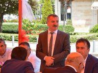Havza Belediyesi tarafından bayramlaşma programı gerçekleştirildi.