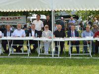 Havza'da 7. Çiğdemtepe festivali gerçekleştirildi