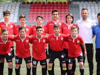 Yılport Samsunspor U13 – Karasamsunspor U13: 10 - 0