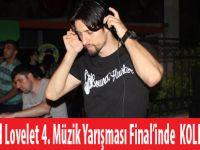 Geleneksel Lovelet 4. Müzik Yarışması Final'inde  KOLPA Rüzgarı