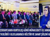 Azerbaycan'ın Ulusal Kurtuluş Günü Kutlandı