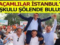 Alaçamlılar İstanbul'da Coşkulu Şölenlerde Buluştu