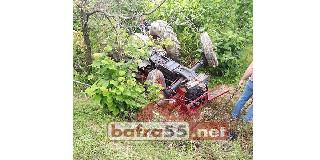 Alaçam'da Traktör Kazası: 1 Ölü
