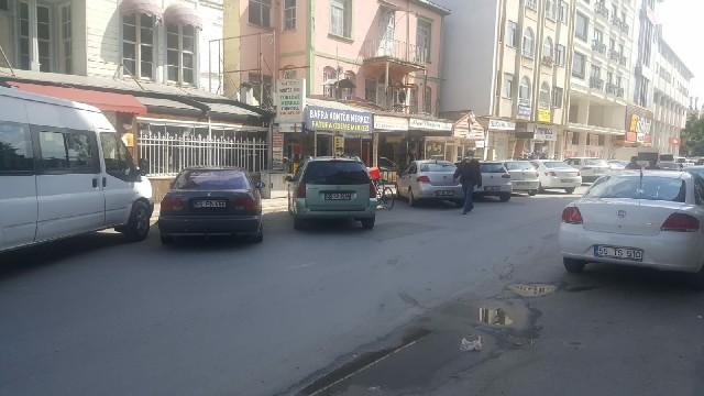 Bafra Trafik Şubeden Yeni Düzenleme