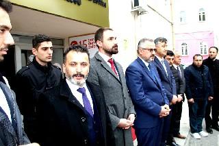 İstanbul Bafra Dernekler Federasyonu BADEF'e bağlı İstanbul Genç Bafralılar Derneği Başkanı Emre Şen ve yönetimi, Bafra'da bir dizi ziyarette bulundu.