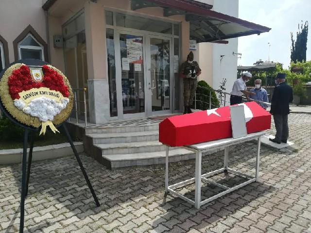 Kore gazisi Uvacin son yolculuğuna uğurlandı