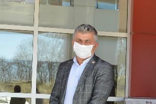 Muhtarlar Derneği Başkanı'ndan Sağlık Çalışanlarına Kurban Eti