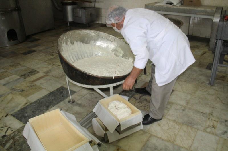 Yarım Asırdır Bafra'da Helva Üretiyorlar