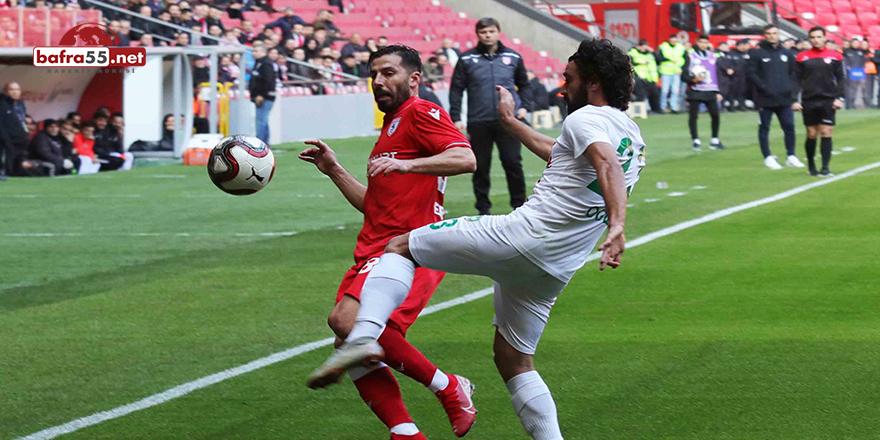 Samsunspor'da İlk Şampiyonluk Yakın!