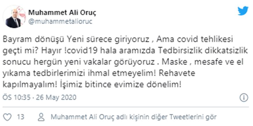 Samsun'da Pozitif Vaka Arttı, Valilik Harekete Geçti!