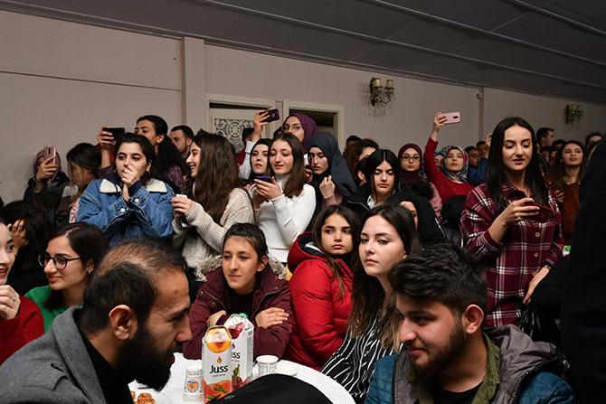 HEMŞEHRİ DERNEKLERİ''DEN ZİHNİ ŞAHİN'E TAM DESTEK Atakum Haber