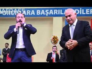 İsmail Coşar ve Ali Tel Hoca Ezan okuyor