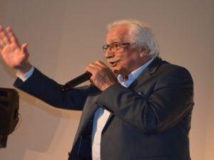 Bahadıroğlu Bafra`da konferans verdi