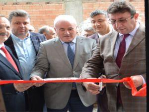 Bafra'da İşitme Engeliler Kur-an Kursu Açıldı