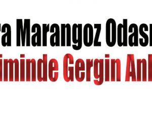 Bafra Marangoz Odası Seçimlerinde Kavga