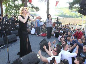 Bafra'da Hıdırellez Kutlamaları