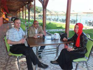 BAFRA'NIN DOĞAL CENNETİ GÖKKUŞAĞI ALABALIK TESİSLERİ